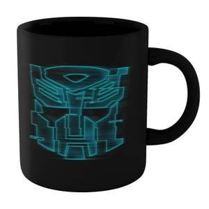 Transformers Autobot Glitch Mug - Black