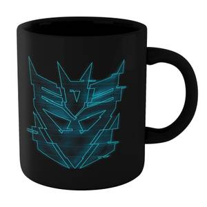 Transformers Decepticon Glitch Mug - Black