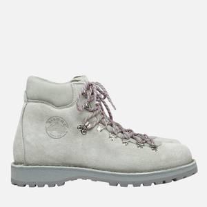 Diemme Women's Roccia Vet Suede Hiking Style Boots - Grey