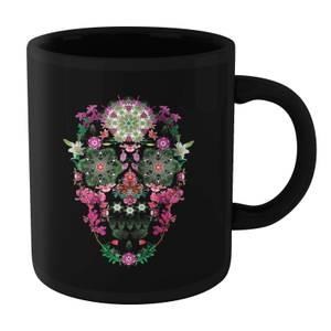Ikiiki Dream Skull Mug - Black