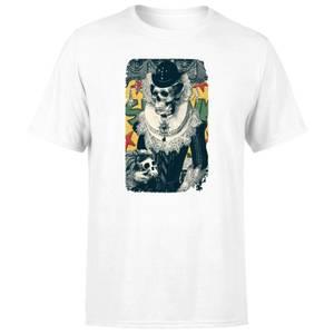 Ikiiki Lady Men's T-Shirt - White