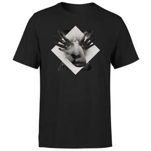 Ikiiki Mask Men's T-Shirt - Black
