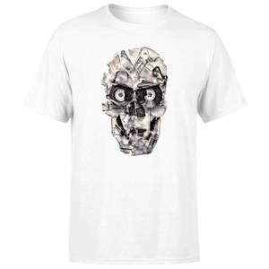Ikiiki Home Taping Men's T-Shirt - White