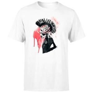 Ikiiki Punk Men's T-Shirt - White