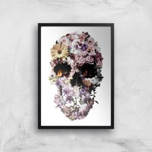 Ikiiki Yayla Skull Giclee Art Print