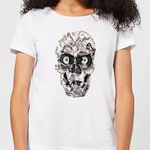 Ikiiki Home Taping Women's T-Shirt - White