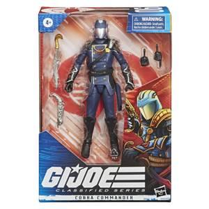 Figura de acción Comandante Cobra - G.I. Joe Classified Series