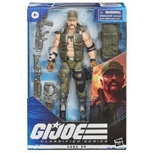 Figura de acción Gung Ho - G.I. Joe Classified Series