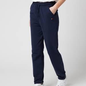 Tommy Hilfiger Women's Flag Core Sweatpants - Navy Blazer