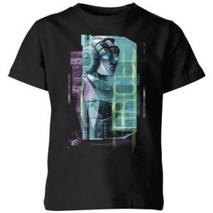 Transformers Arcee Glitch Kids' T-Shirt - Black
