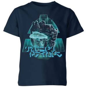 Transformers Megatrons Rage Kids' T-Shirt - Navy