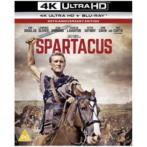 Spartacus - 4K Ultra HD (Includes 2D Blu-ray)