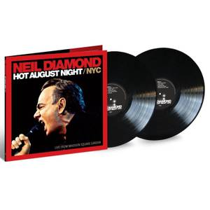 Neil Diamond - Hot August Night NYC / Live From Madison Square 2LP