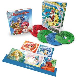 Magic Knight Rayearth Part 2 Collector's Edition