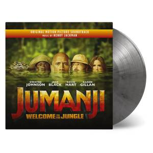 Jumanji: Welcome To The Jungle 2LP/Coloured