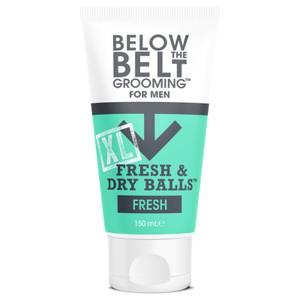 Below the Belt Grooming Fresh and Dry Balls - Fresh XL 150ml