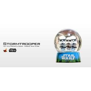 Hot Toys Cosbaby Star Wars Snow Globe - Stormtrooper