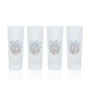 Rick Shot Glasses - Set of 4
