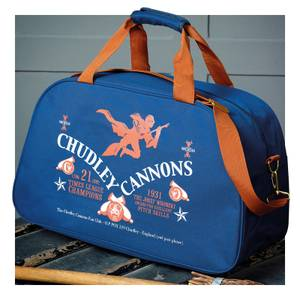 Harry Potter Kit Bag Chudley Cannons