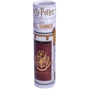Harry Potter Burgundy Wall Banner