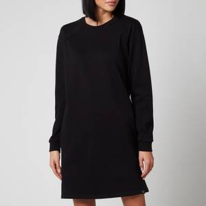 Superdry Women's Rib Insert Dress - Black