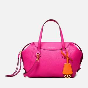 Tory Burch Women's Perry Small Satchel - Crazy Pink