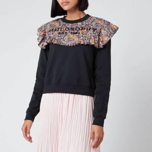 Philosophy di Lorenzo Serafini Women's Liberty Print Sweatshirt - Grey