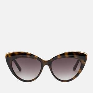 Le Specs Women's Beautiful Stranger Sunglasses - Tort
