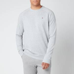 Tommy Hilfiger Men's Long Sleeve Crew Neck Sweatshirt - Grey