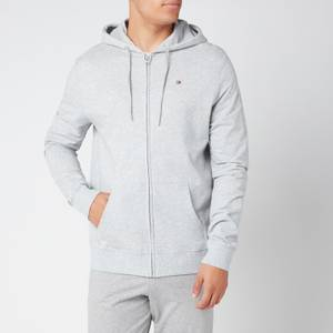 Tommy Hilfiger Men's Tommy LWK Full Zip Hoodie - Grey