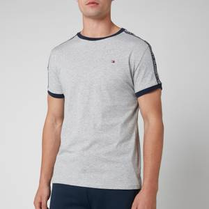 Tommy Hilfiger Men's Tommy Authentic RN T-Shirt - Grey
