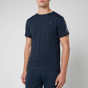 Tommy Hilfiger Men's Tommy Authentic RN T-Shirt - Blue