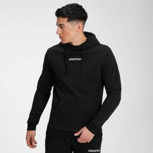 MP Men's Contrast Graphic Hoodie - Black