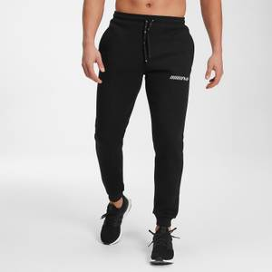 MP Men's Contrast Graphic Joggers - Black