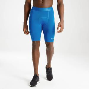 MP Men's Essentials Base Layer Shorts - True Blue