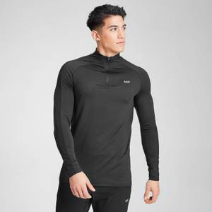 MP Men's Velocity 1/4 Zip – Svart