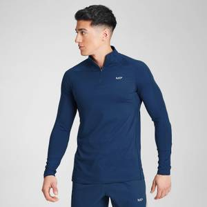 MP Men's Velocity 1/4 Zip – Mörkblå