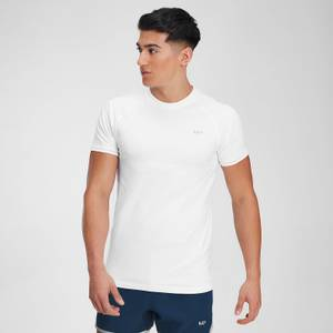 MP Men's Velocity Short Sleeve T-Shirt- White