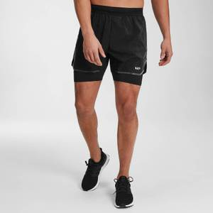 MP Men's Velocity 2 in 1 Short- Black