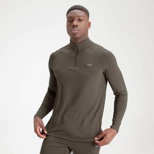 MP Men's Essentials 1/4 Zip – Dark Olive