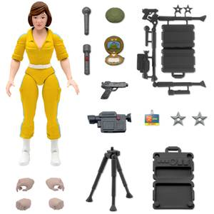 Super7 Tortues Ninja ULTIMATES ! Figurine - April O'Neil