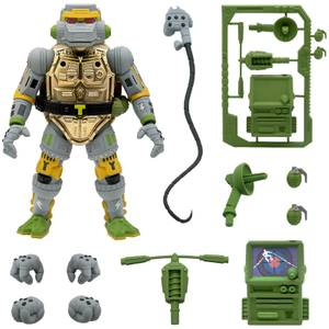 Super7 Teenage Mutant Ninja Turtles ULTIMATES! Figure - Metalhead