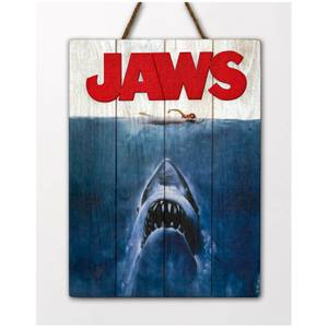 Doctor Collector Jaws Summer of '75 WoodArts 3D Print