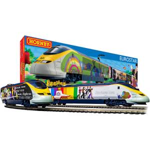 Eurostar Yellow Submarine Model Train Set