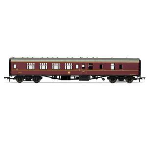 Harry Potter Hogwarts Express Mk1 BSK Nos. 99723/99312 Model Coach Pack