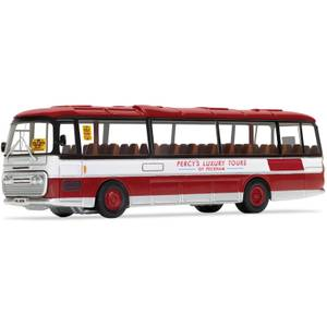 Only Fools and Horses The Jolly Boys Outing, Plaxton Panorama - Percy's Luxury Tours of Peckham Modellset im Maßstab 1:76