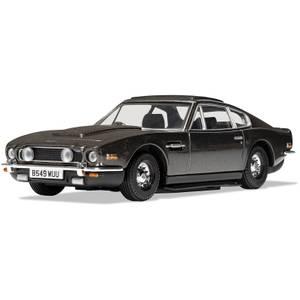 James Bond Aston Martin V8 Vantage 'No Time To Die' Model Set - Scale 1:36
