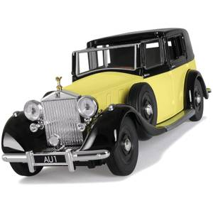 James Bond Rolls Royce Sedance de Ville Goldfinger Model Set - Scale 1:36