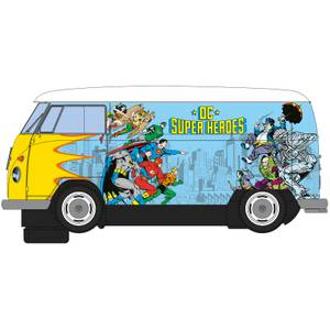 Scalextric VW Panel Van T1b - DC Comics - Scale 1:32