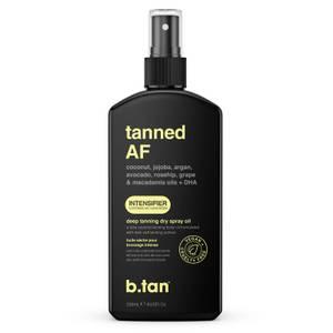 B.Tan Tanned AF Intensifier…Tanning Oil 236ml